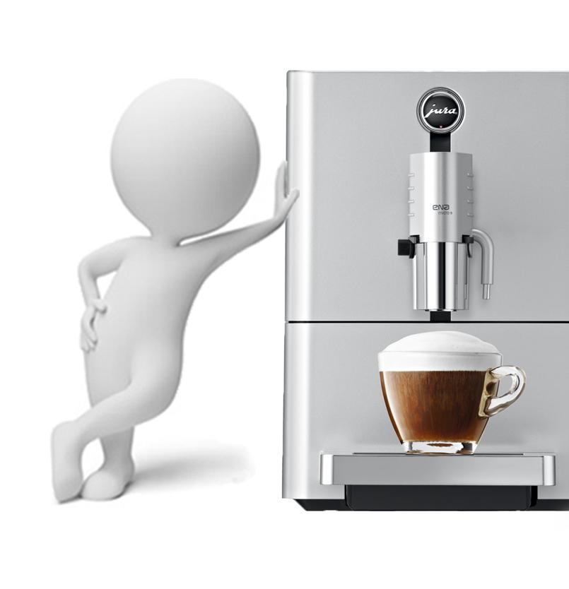 Самостоятельный ремонт кофемашин